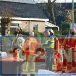 Meerdere huizen ontruimd in Borger vanwege gaslek