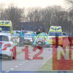 Twee meisjes overleden na ernstig verkeersongeluk bij Coevorden
